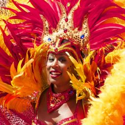 Storage for carnival costumes