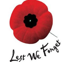 Poppy for Lest We Forget